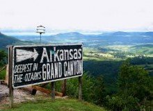 arkansas grand canyon best motorcycle rides
