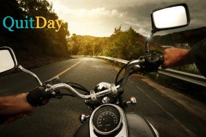 QuitDay- Motorcyclists & Smoking