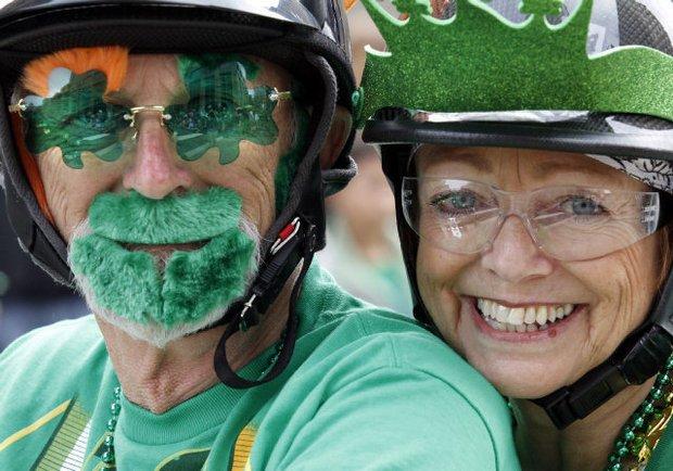 eureka springs motorcycle rides st pattys day