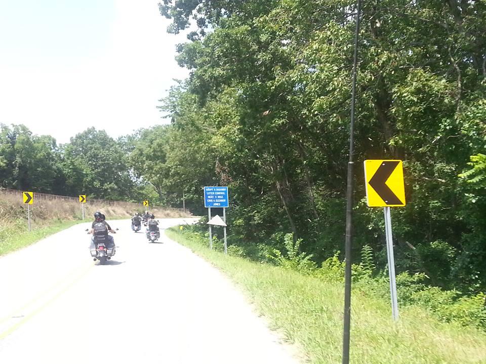 Buffalo River Motorcycle Rides